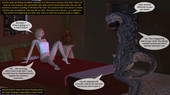 Droid447 - Jasmine's Ordeal - Update 46 page