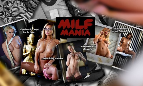 MILF Mania [By Lifeselector] 2016