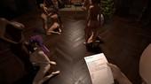 Group sex with futanari by Morfium