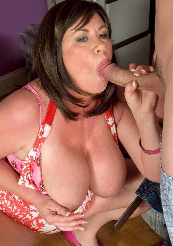 Faith Morgan   A Lucky Man Has Milf with Big Tits  HD