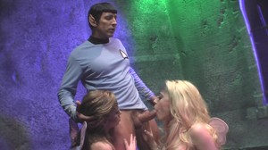 Kagney Linn Karter, Madison Scott - This Ain't Star Trek XXX 2: The Butterfly Effect sc1, HD, 720p