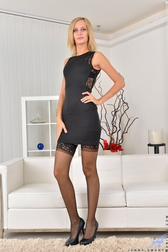 Jenny Smart - 2v Black lace