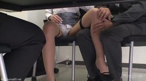 PGD-808 Legs OL Temptation Ashigarami Matsushima Aoi sc2