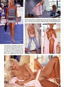 Victoria Silvstedt - Playboy
