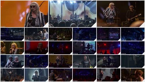 Blondie - iTunes Festival 2014 (2016) [BDRip 1080p]