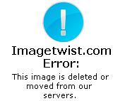 Daniela Cardone ass up in black thong