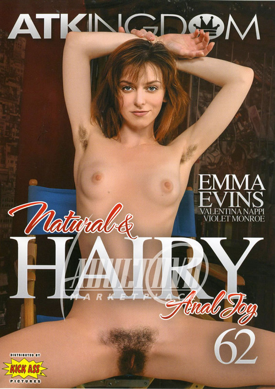 Natural and Hairy 62 (AMATEUR TEEN KINGDOM/2016)