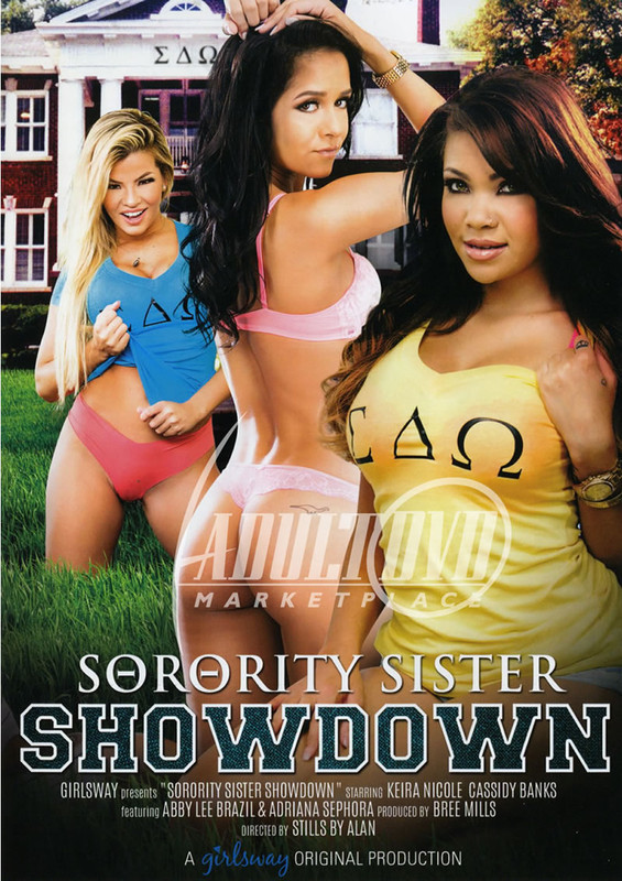 Sorority Sister Showdown (GIRLSWAY PRODUCTIONS/2015)