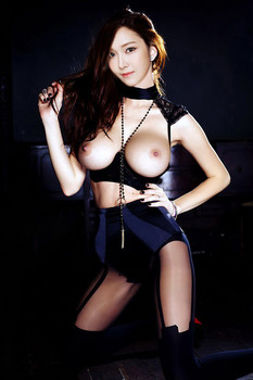 Jessica Jung (Girls' Generation) fake nude photo