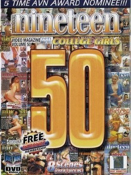 Nineteen Video Magazine 50 - College Girls