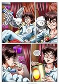 Hermiones Punishment Harry Potter