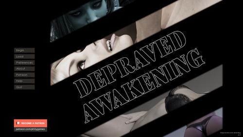 tv2fszh7lncb - Depraved Awakening 0.7 + Walkthrough [PhillyGames]