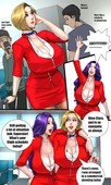 Scarlett Ann - Milf Airline - 33 pages - Ongoing