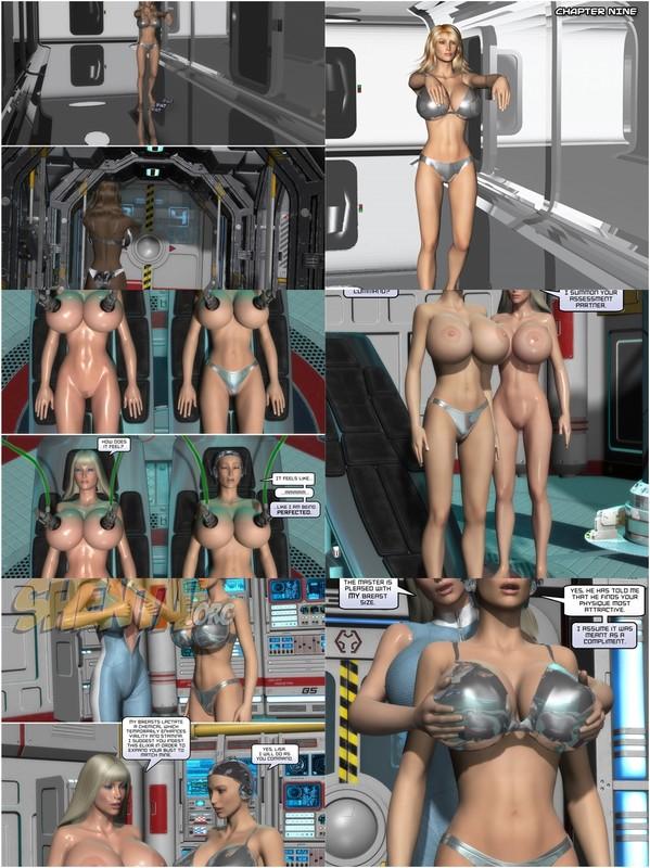 6pv6hgakgjy3 - MetrobayComix - The Programmable Woman 8-10