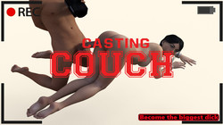 The Casting Couch 1.11A - Interactive Graphic Visual Novel (2018/ENG)