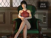 Five days v0.63 by Nidma