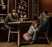 Harry Fucks Hermione by DVB
