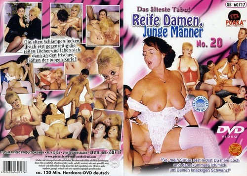 Reife Damen - Junge Männer 20 GERMAN