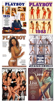 Playboy Germany MEGA Pack bis 2018 Cover
