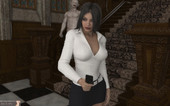 3DZen - Tanya sent to the Mansion