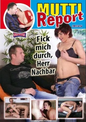 Mutti Report Fick Mich Durch Herr Nachbar