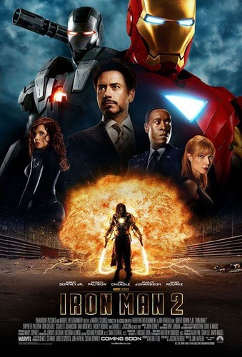 Iron Man 2 (2010) [BrRip 720p] [ Latino – Ingles] [MG]