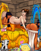The Road To El Dorado Collection with sexy Chel
