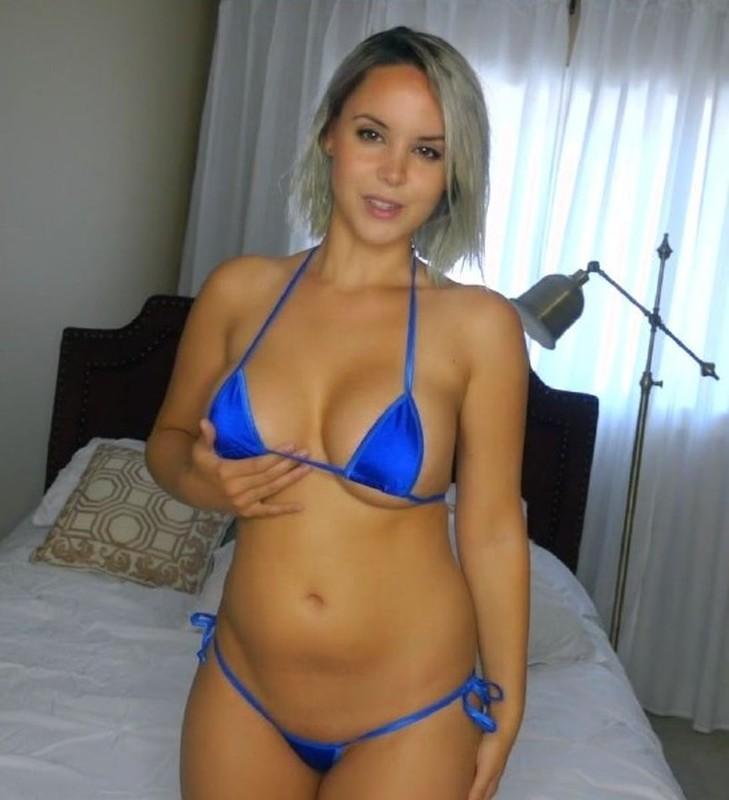 Bryci blue bikini bryci