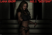 New 3d adult comic Lana Kropp by Destiny