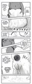 Okamisaga - Friend Request - Overwatch sex comic - Sombra and D.va