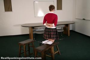 Devon's Dress Code Violation Punishment (part 1 Of 2) - image1