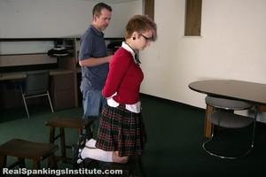 Devon's Dress Code Violation Punishment (part 1 Of 2) - image4