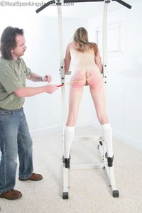 Monica's Uncomfortable Spanking (part 2 Of 2) - image2