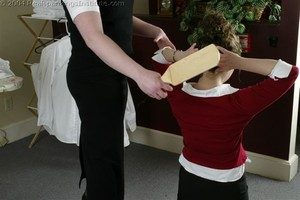 Chelsea Spanked For Chores Pt.2 - image6