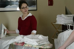 Chelsea Spanked For Chores Pt.2 - image2