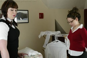 Chelsea Spanked For Chores Pt.1 - image5