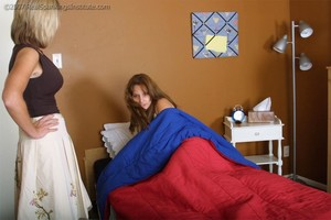 Raquel Sleeps In - image3