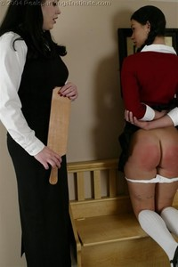 Katherine Strapped For Bad Attitude - image4