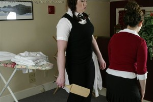 Chelsea Spanked For Chores Pt.2 - image5