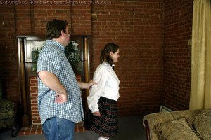 Lori Spanked For Disrupting Class - image4
