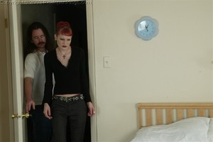 Holly's Bedroom Strapping - image1