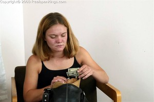 Spanked For Stealing Money - image6