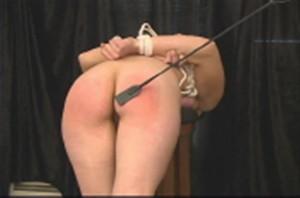 Tess' Bondage Spanking - image4
