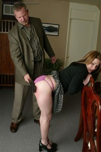 Bailey And Claire Earn A Spanking - image4