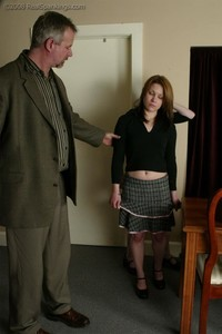 Bailey And Claire Earn A Spanking - image1