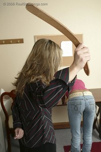 Janelle's School Strapping - image6