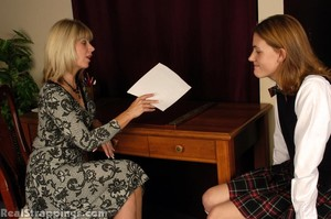 Ms. Burns Has A Talk With Monica - image4
