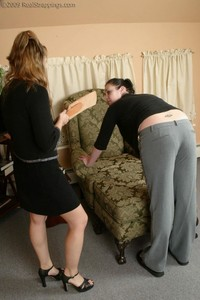 Isabel Is Punished For Wrecking The Car - Part 1 - image4