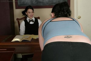 Isabel Is Strapped For Not Wearing Proper Uniform - image3