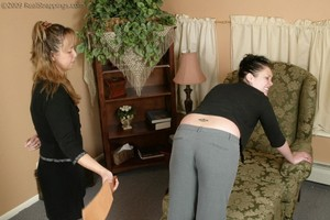 Isabel Is Punished For Wrecking The Car - Part 1 - image6